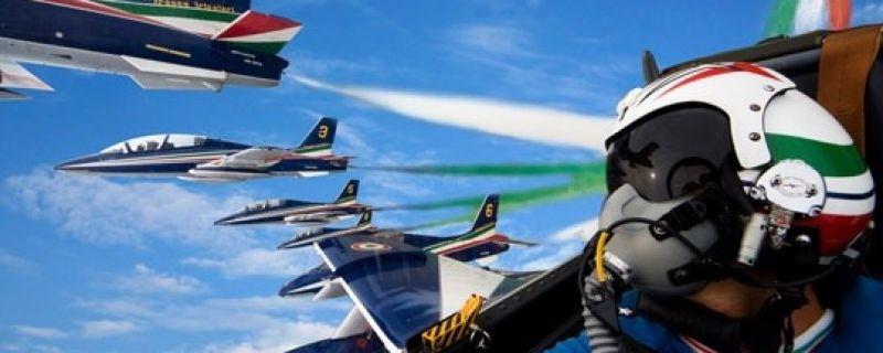 Frecce Tricolori Air Show 2013