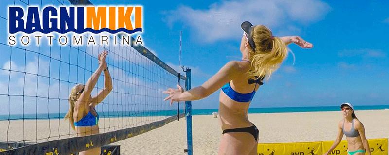 Torneo di Beach volley 1-2 luglio