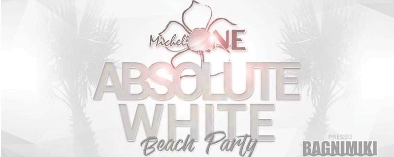 Absolute White Party ai Bagni Miki