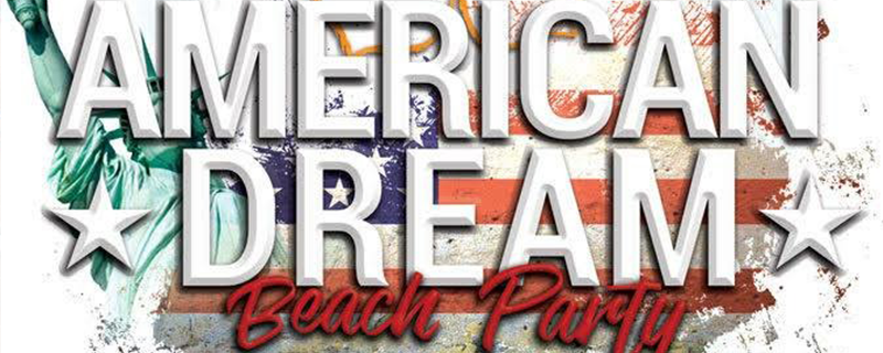 Nuova festa a Sottomarina: American Dream Party